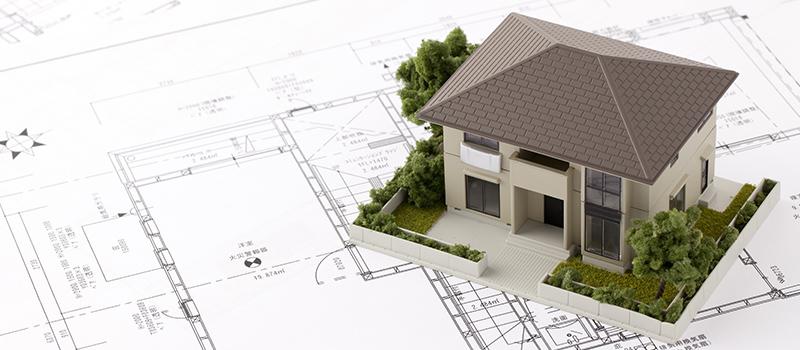 土地に合った家を建てること:イメージ