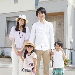 伊藤様 家族写真